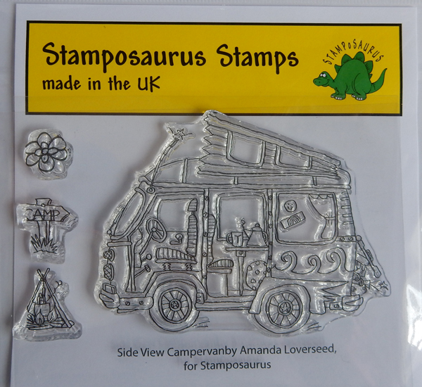 Marianne's Candy: Stamposaurus
