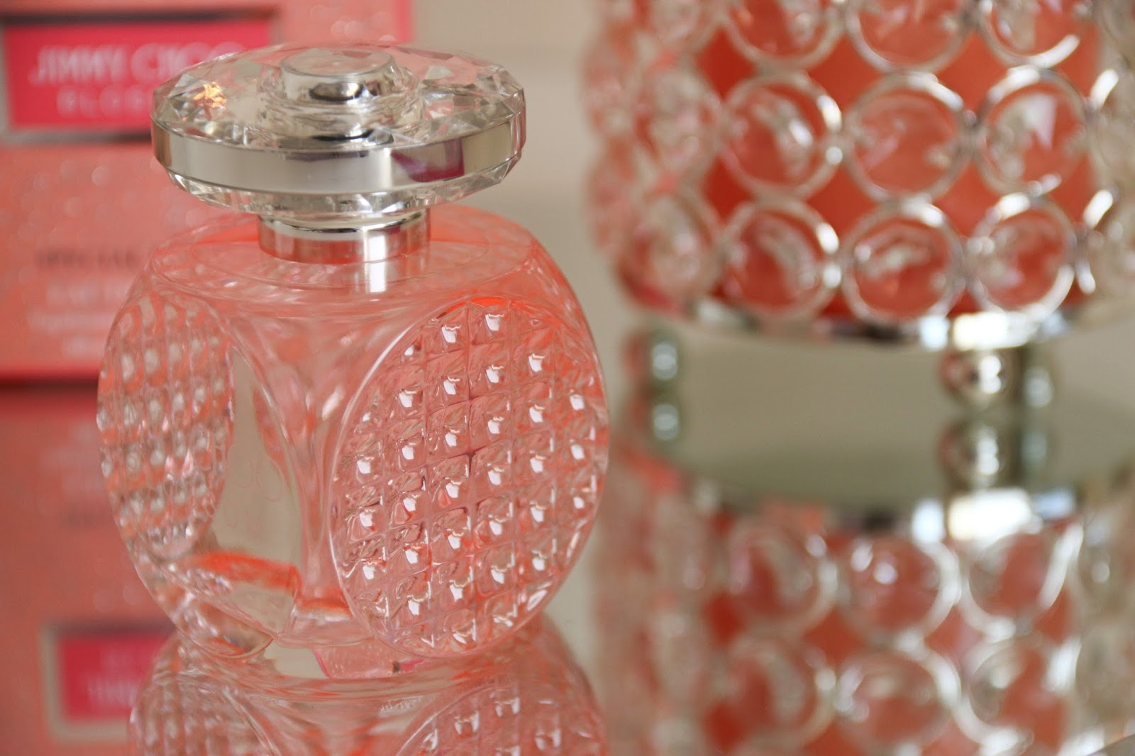 Jimmy Choo Blossom Special Edition EDP For Her Fragrance Review WhatLauraLoves