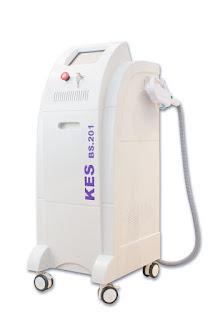 Giúp spa hiểu rõ tính năng máy trị mụn trứng cá Kes Bs.201