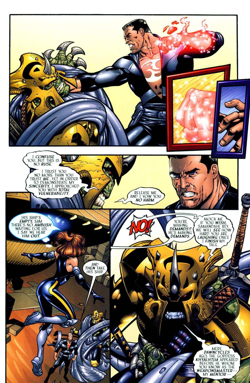 Read online Sigil (2000) comic -  Issue #13 - 7