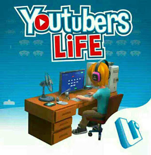 Youtuber life game simulasi android terbaru