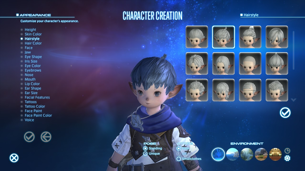 A Tank and a Healer : FFXIV Character Creation Part 2