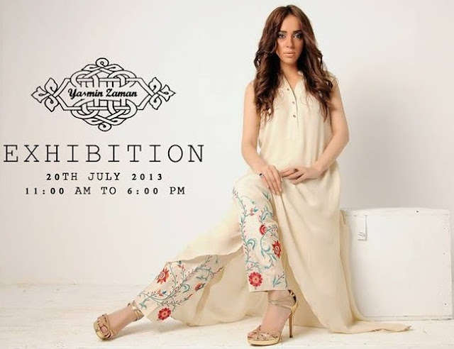 Best Eid Collection by Yasmin Zaman