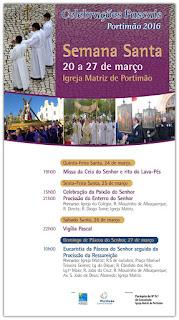Programa Semana Santa