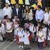 Vidal inauguró el ciclo lectivo 2019 en una escuela de Tres de Febrero