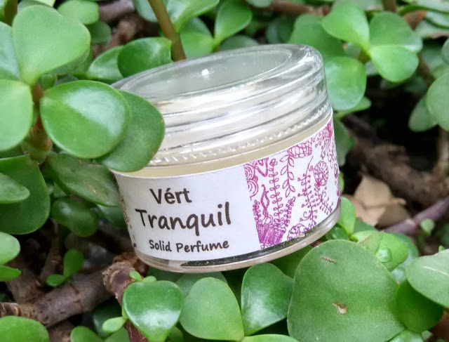 Vert Tranquil Solid Perfume Review