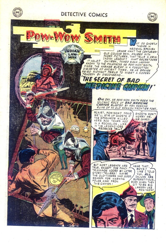 Read online Detective Comics (1937) comic -  Issue #188 - 34