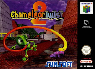 download Chameleon Twist 2 Game PSP For ANDROID - www.pollogames.com
