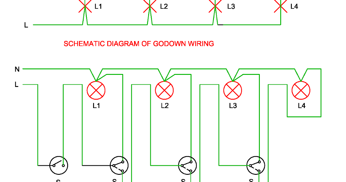GODOWN%2BWIRING schematic and wiring diagram of go down wiring electrical revolution godown wiring circuit diagram at readyjetset.co