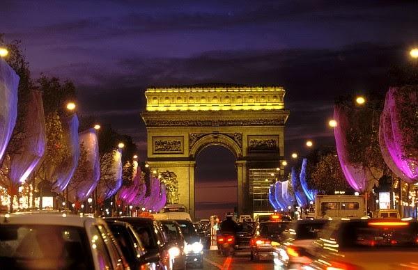 Champs-Elysées em Paris | França