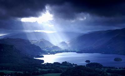 England Lake District Cumbria