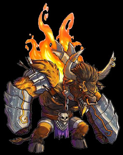 Noren Mutans Genetics Gladiator