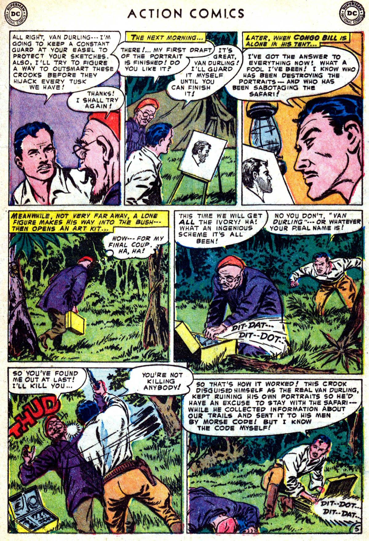 Action Comics (1938) 183 Page 20
