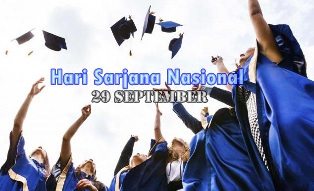 """29 September """"Selamat Hari Sarjana Nasional"""" Indonesia Lapangan Kerja Sempit Dan Banyak Pengangguran"""