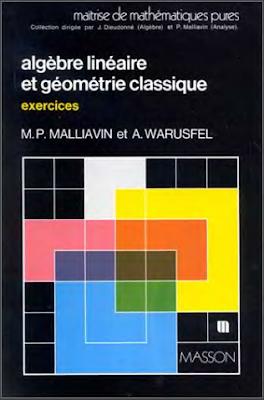Télécharger Livre Gratuit Algèbre linéaire et géométrie classique - Exercices pdf