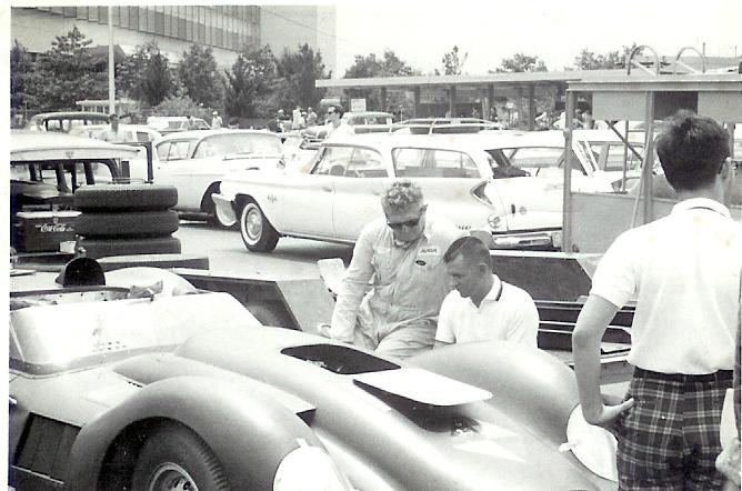 Motor Sports In The 60s Vanderbilt Cup Race Roosevelt