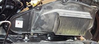 Ganti Sendiri Filter udara Vario 125/150 ESP Begini Caranya