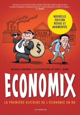 La bande dessinée Economix