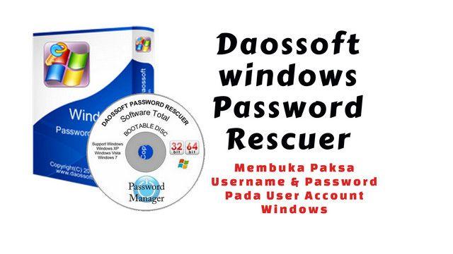 Windows Password Personal Membuka Paksa Pada User Account Windows