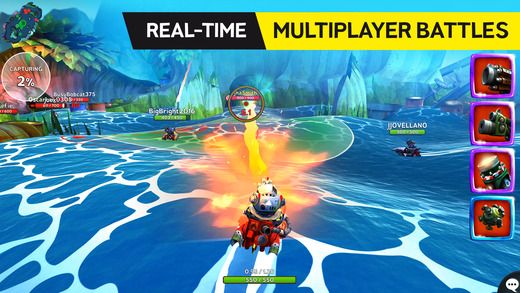 Angry Birds creator Rovio launches Battle Bay for Android and iOS