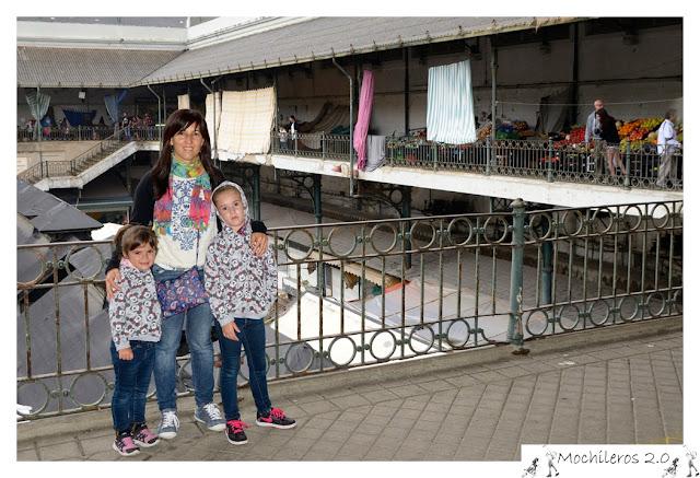 Mercado do Bolhao, Oporto