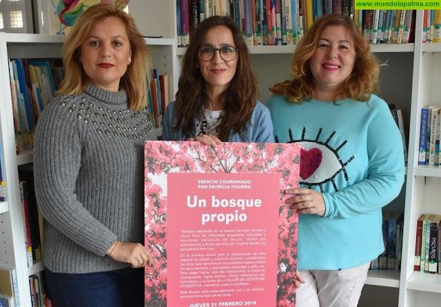 El Ayuntamiento de Los Llanos crea un espacio de intercambio cultural y debate en torno a la literatura femenina