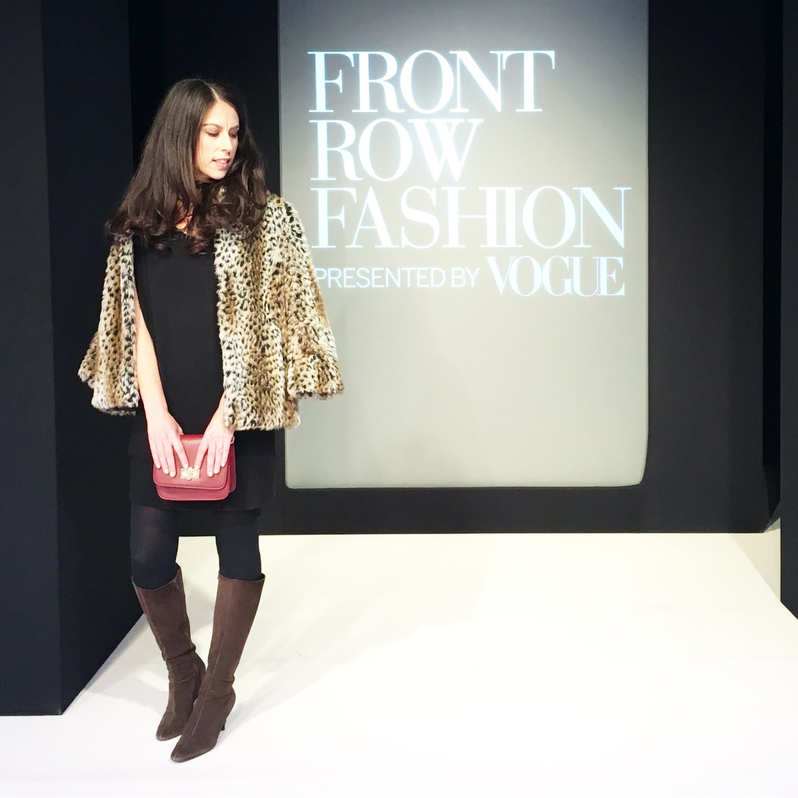 OOTD for Bellevue Fashion Week Posh Party Trend Show