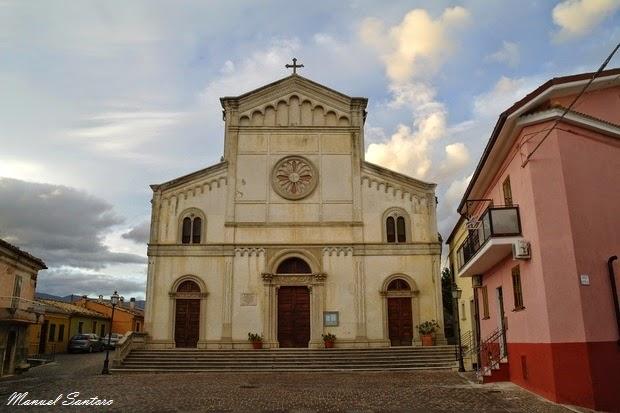 Pietranico, chiesa di San Michele e Santa Giusta