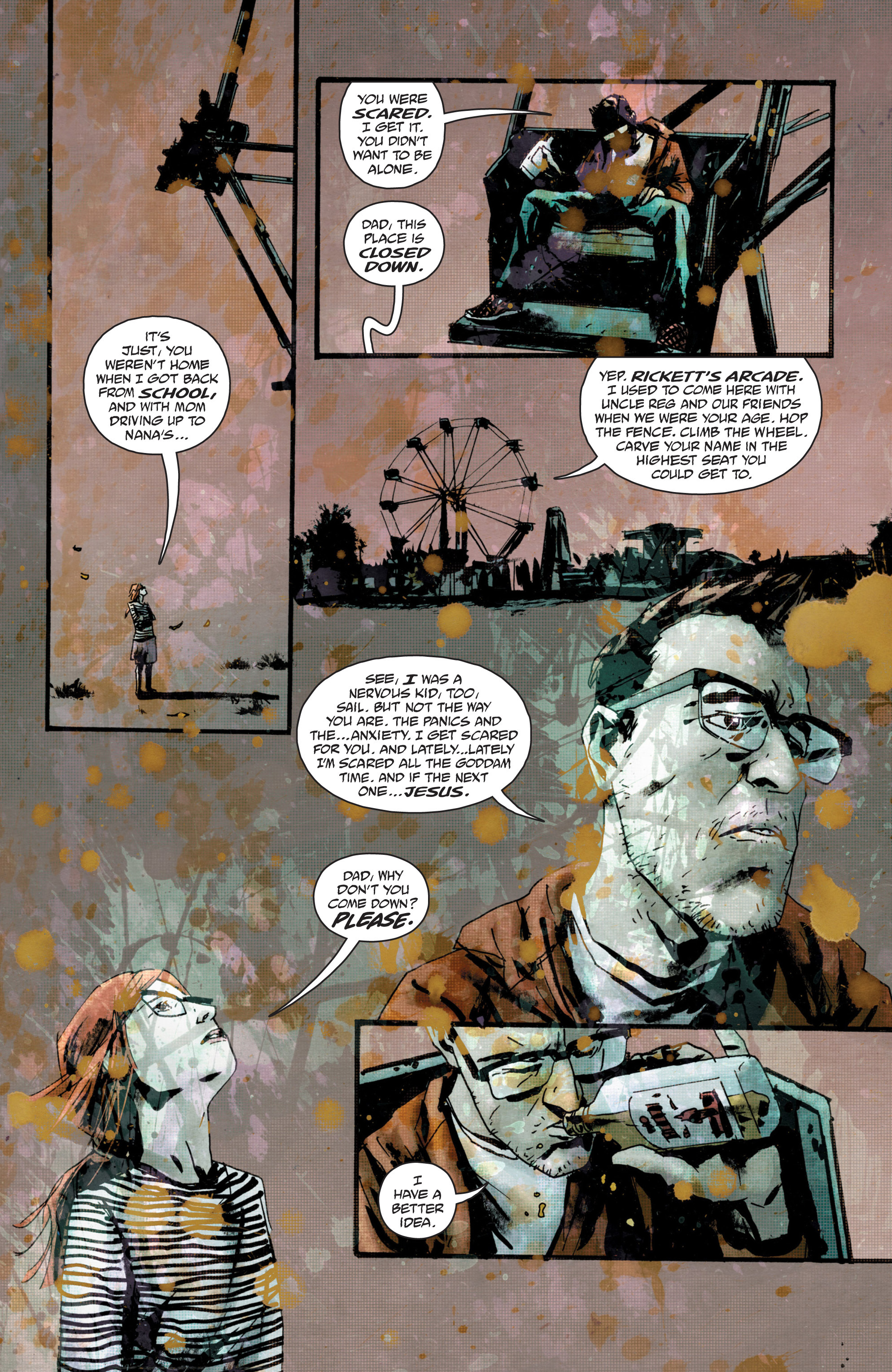 Read online Wytches comic -  Issue #4 - 12