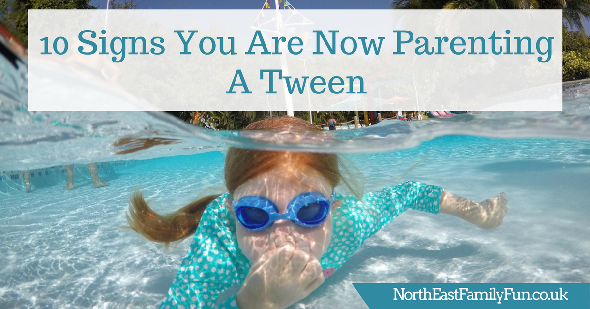 10 Signs You Are Now Parenting a Tween (+ Molly Brown London Giveaway)