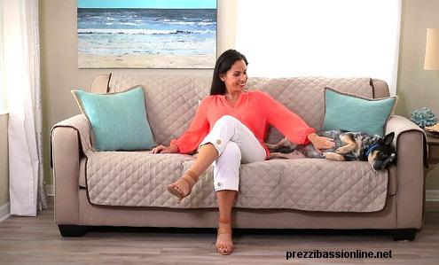 Sofa Saver copridivano opinioni prezzo  Prezzi Bassi Online