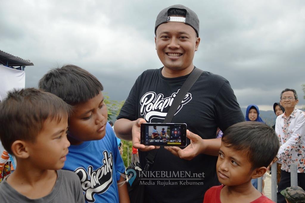 Kisah Film Pendek Ngapak Kebumen Polapike, Syuting Gunakan Kamera HP Hingga Viral dan Dikontrak Trans 7