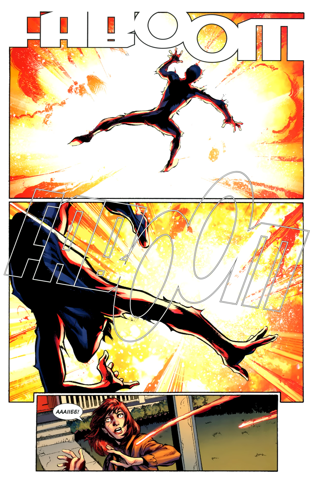 Read online Ultimate Spider-Man (2009) comic -  Issue #160 - 25
