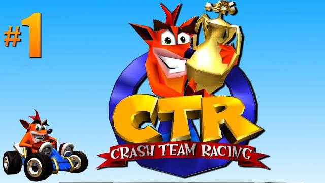 بالصور التلميح للكشف عن ريميك Crash Team Racing خلال حفل TGA 2018، إليكم من هنا ..