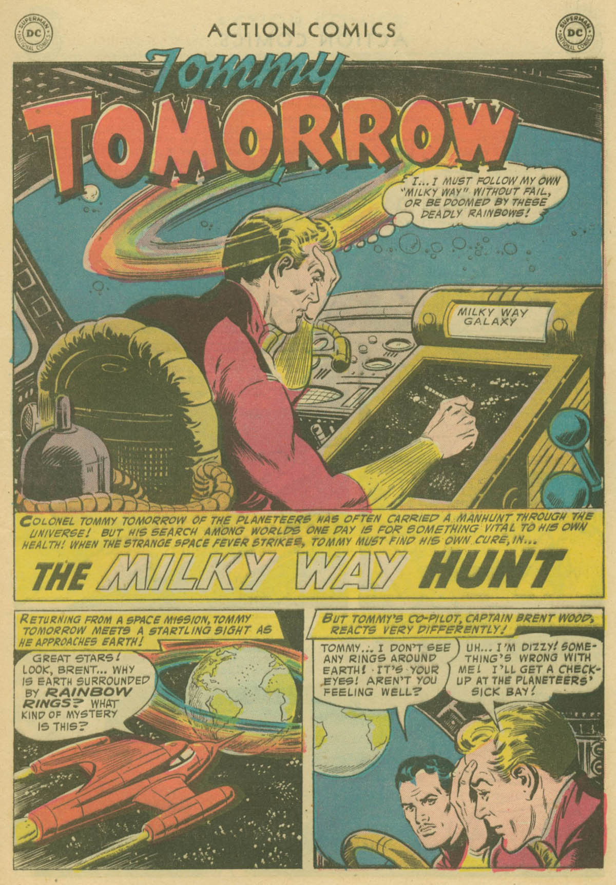 Read online Action Comics (1938) comic -  Issue #229 - 26