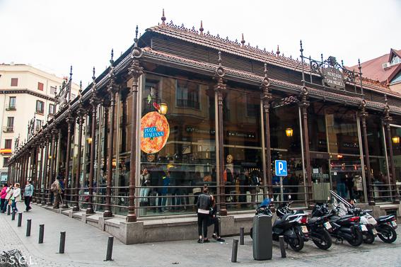 Mercado de San Miguel. Ruta lowcost por Madrid