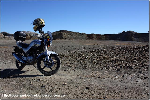 YBR en minas de San Quintín