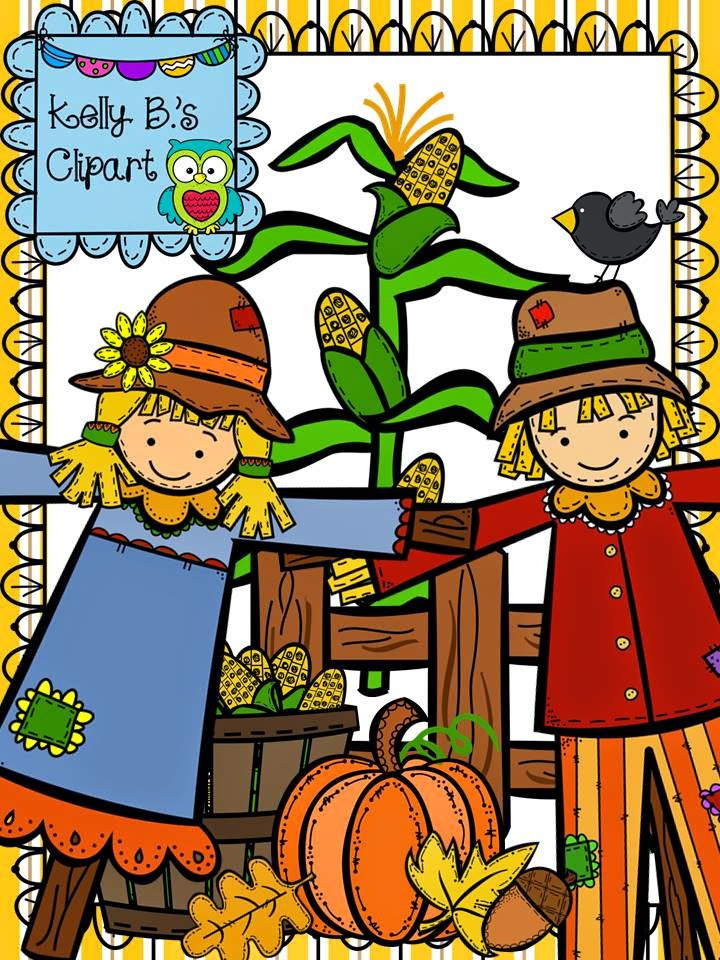 http://www.teacherspayteachers.com/Product/Fall-Things-Clipart-by-Kelly-B-1269810