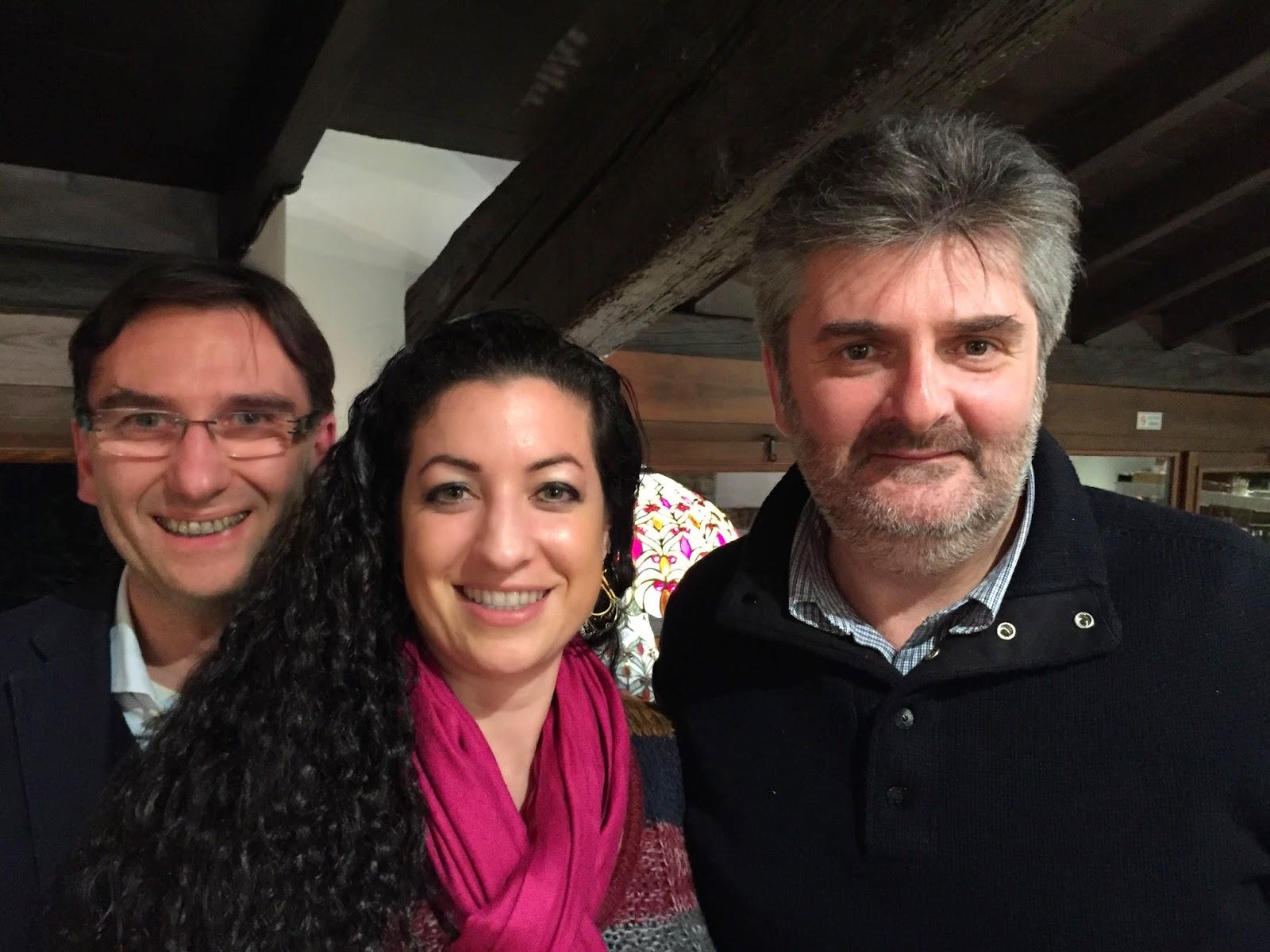 Christina Scrinzi & Giannantonio Marconi