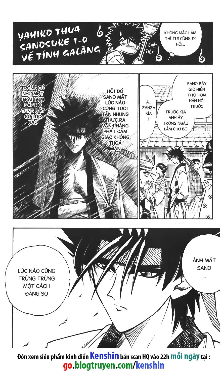 Rurouni Kenshin chap 45 trang 6