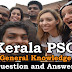 Kerala PSC General Knowledge Question and Answers - 63