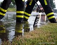 Noodweer in Nederweert en Ospel. Kevin Geurtjens. https://www.nederweert24.nl