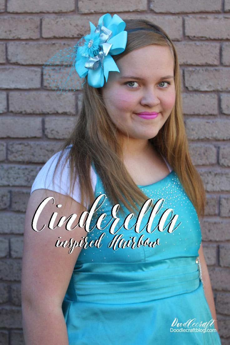 http://www.doodlecraftblog.com/2016/04/cinderella-princess-inspired-hairbow.html