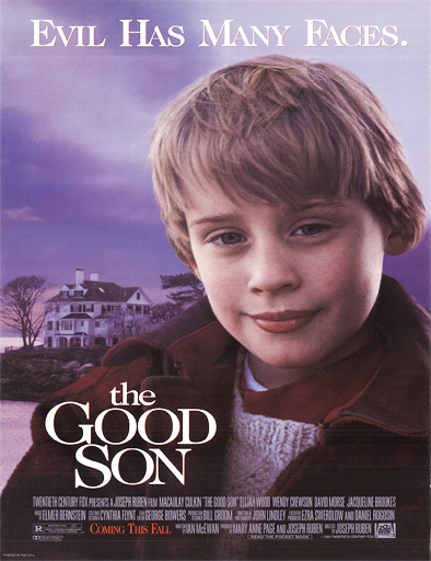 Ver El ángel malvado (The Good Son) (1993) Online
