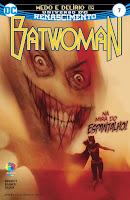 DC Renascimento: Batwoman #7