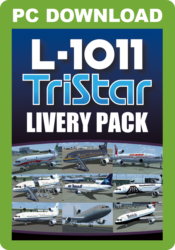 The FlightSim Store: Just Flight - L-1011 TriStar Livery
