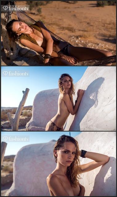 Blazer Magazine Sexy Photoshoot