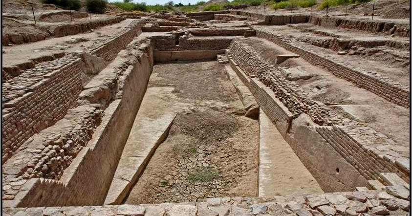 Ancient Indian Technology Water Harvesting System In