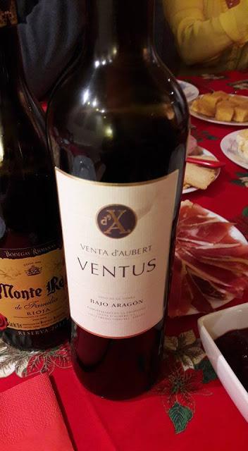Ventus ,Venta d'aubert ,Cretas ,Teruel ,Bajo Aragón