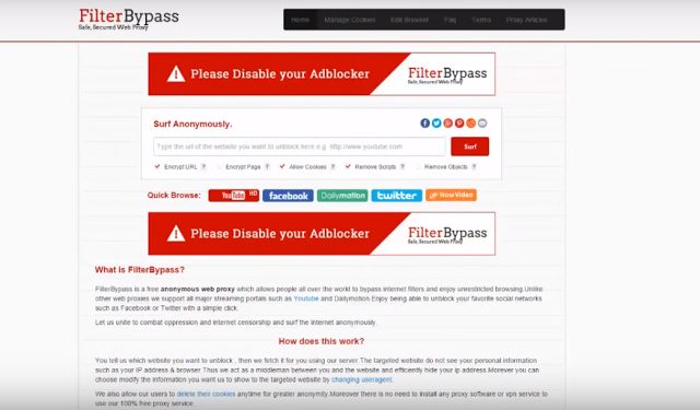 How to unblock sites for free top 5 list study to earn filterbypass it is a website that allow you to access any blocked website online lets start you test for topupmp3 first search filter bypass in ccuart Gallery